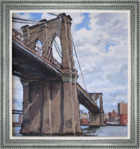 JERRY WEISS<BR/>Brooklyn Bridge
