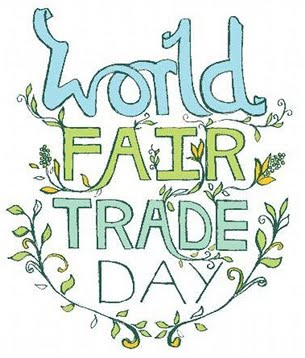 World Fair Trade Day. Fair Trade. Support Fair Trade.