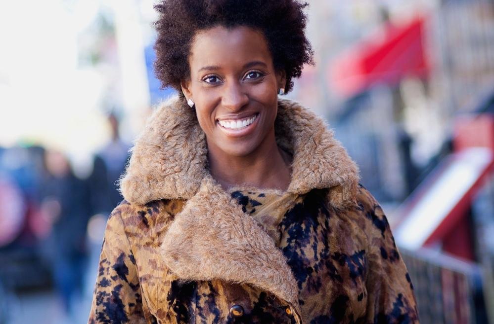 Bianca Alexander's vintage faux fur, a fabulous find!