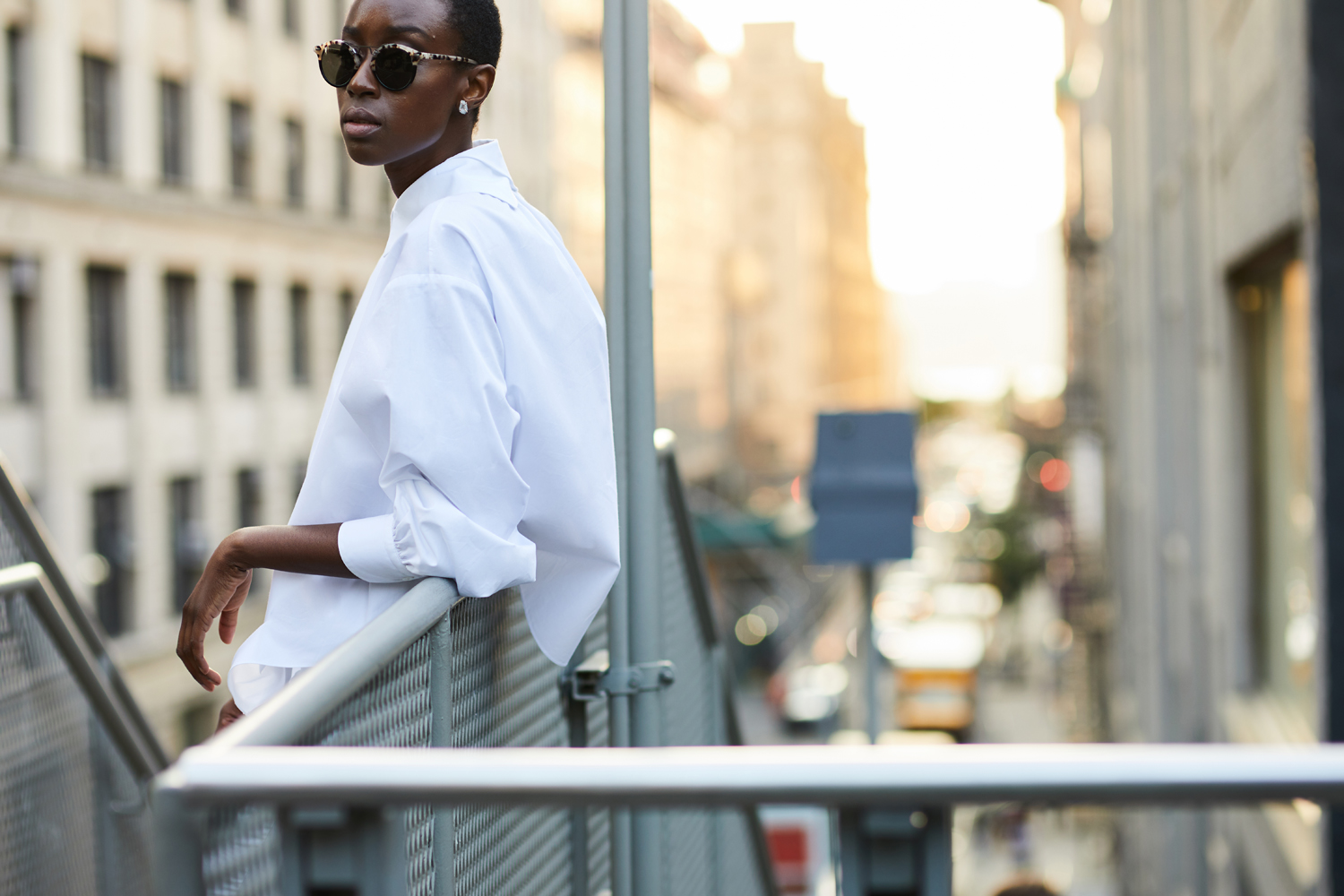 Sustainable fashion in nyc - Split Infinitive White Shirt Grammar Nyc Sustainable Fashion Organic Cotton