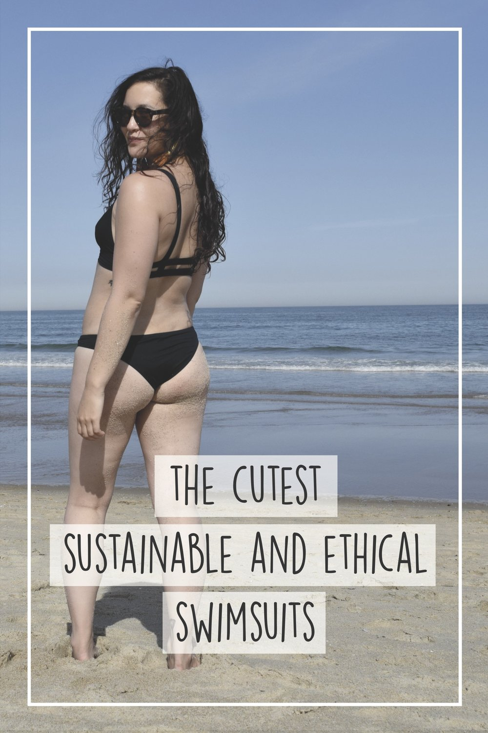 sustainable and ethical swimsuits, recycled plastic, eco friendly bathing suit