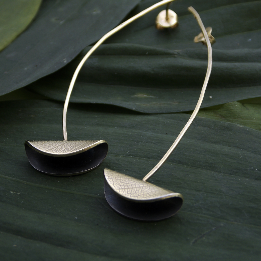 Fold earrings on long stem.jpg