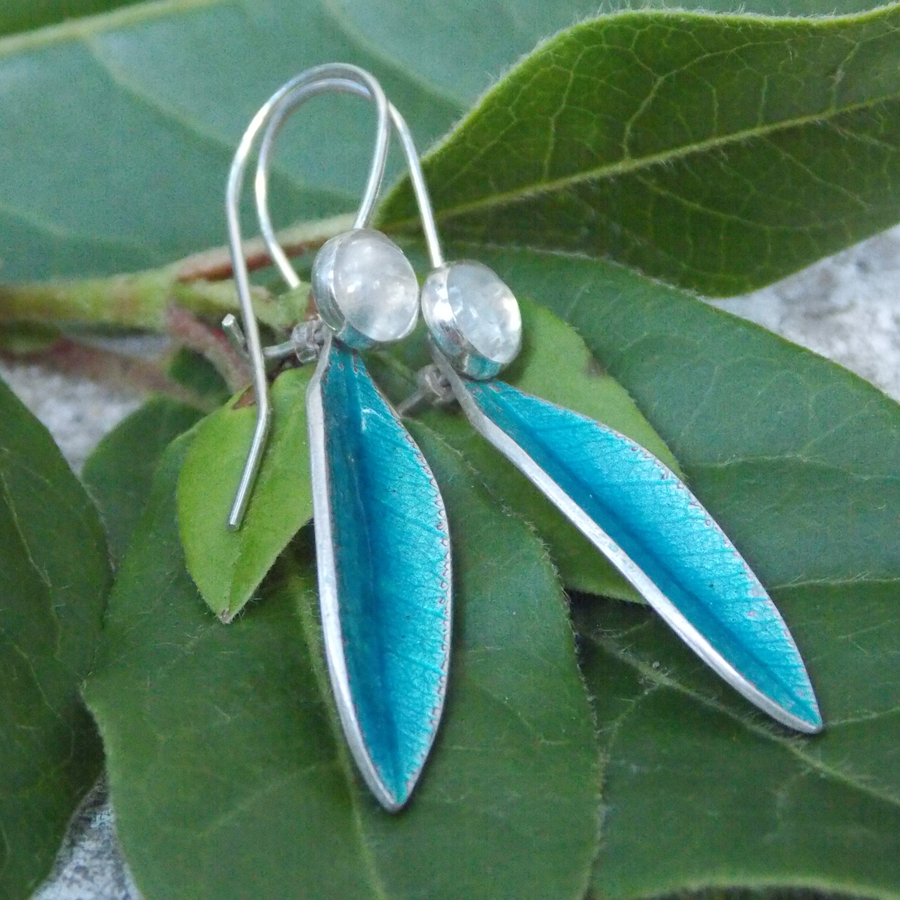 moonstone celeste enamel leaf earrings2.jpg