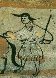 C13    墓室壁畫