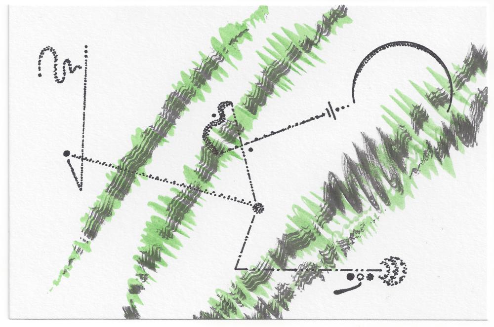 Fold Scan Pulse - for Tim Held | composed Sept. 2018 - SBR