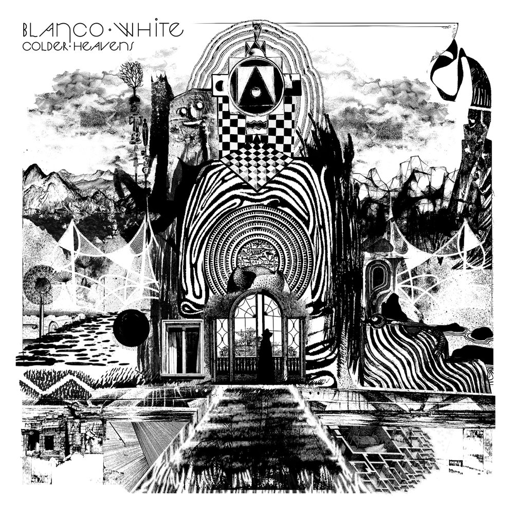 BLANCO WHITE - COLDER HEAVENS EP