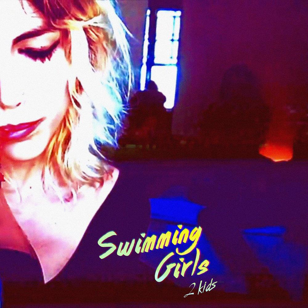 SWIMMING GIRLS - 2 KIDS