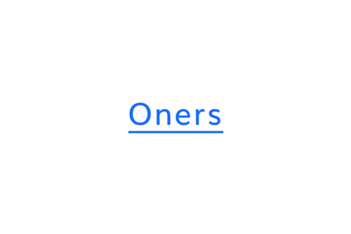 Oners Identity, Packaging 2016