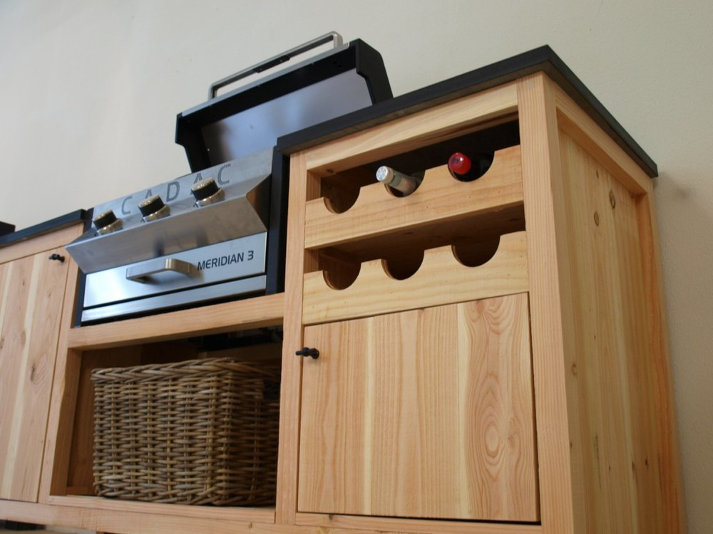 Buiten keukens — veranda twente