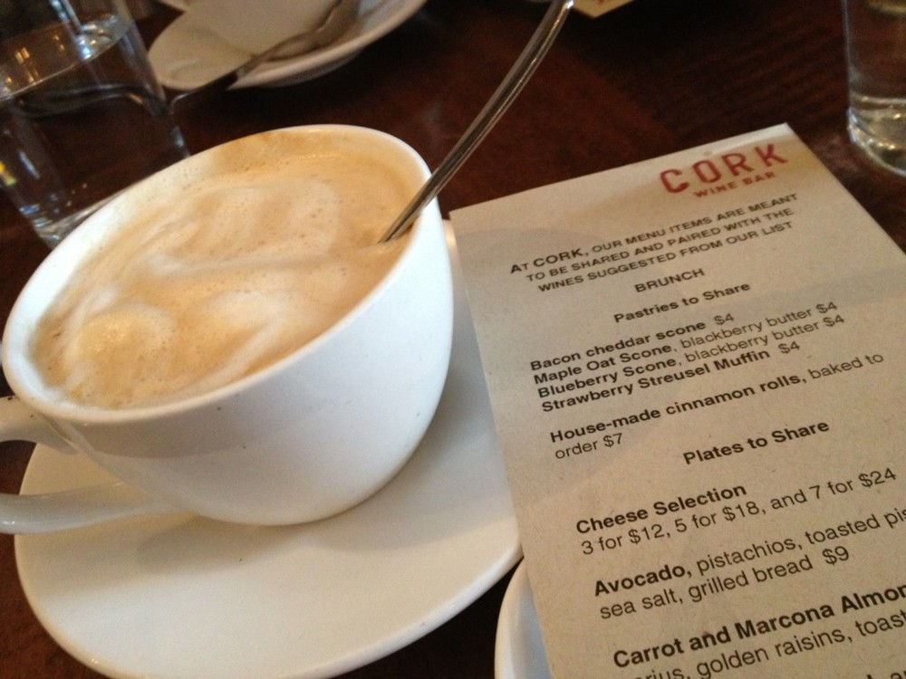 Brunch at Cork