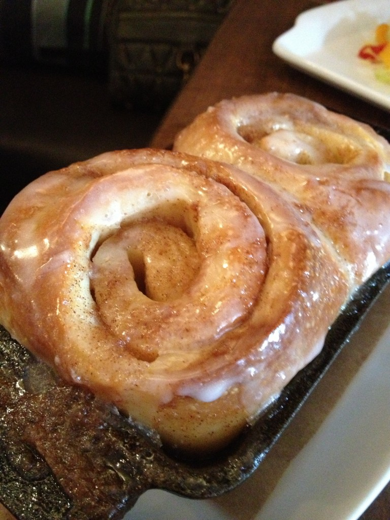 Cinnamon Rolls at Cork