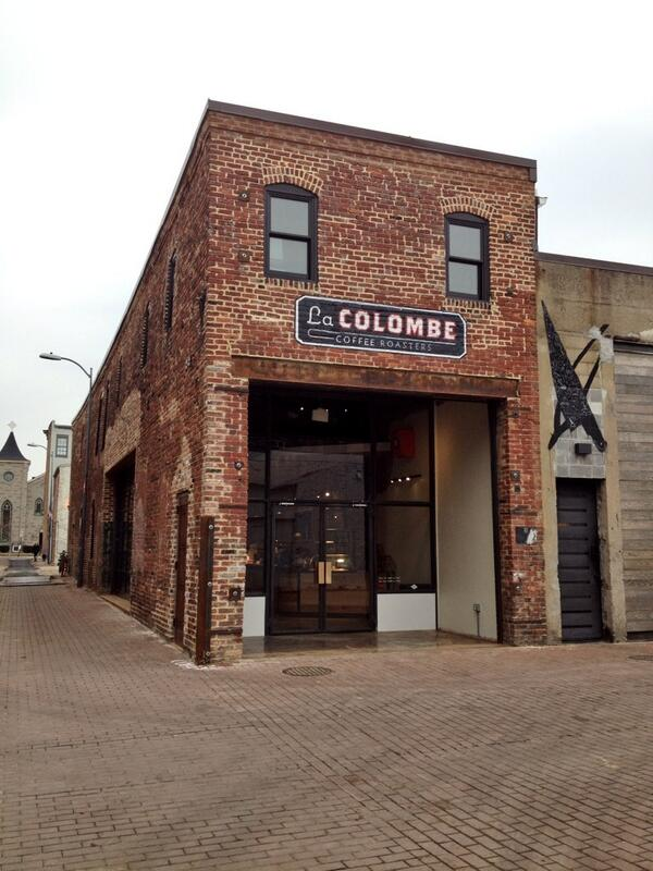 La Colombe DC in Blagden Alley