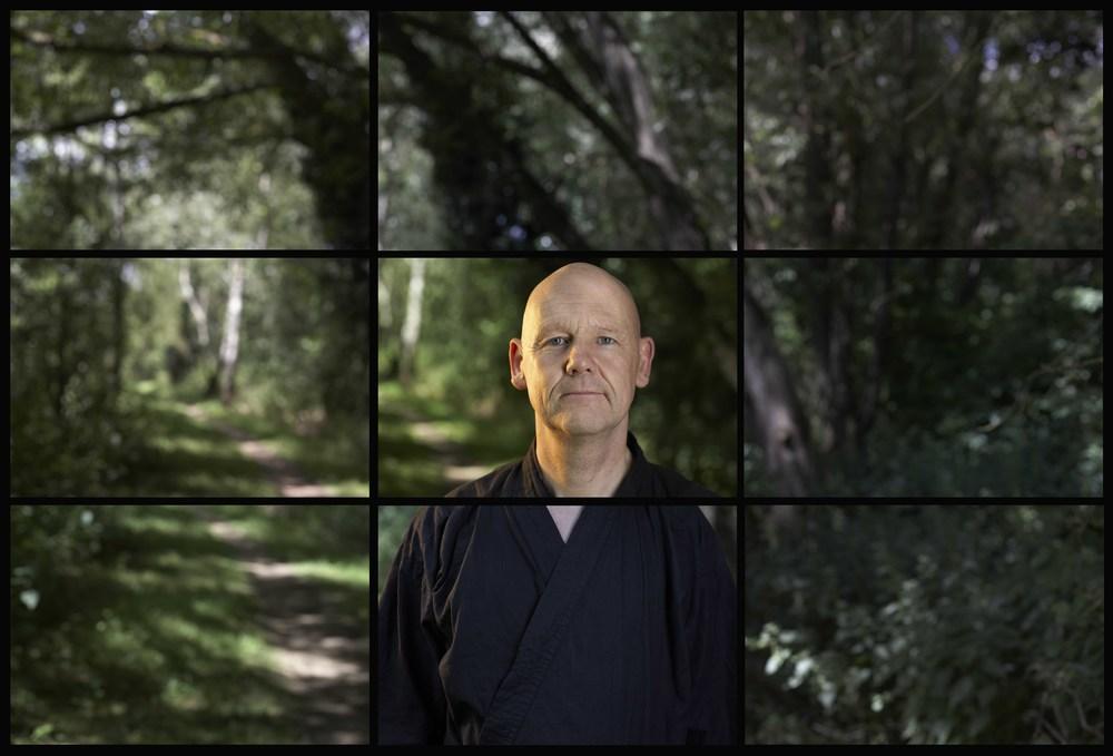 Portrait by Richard Munn