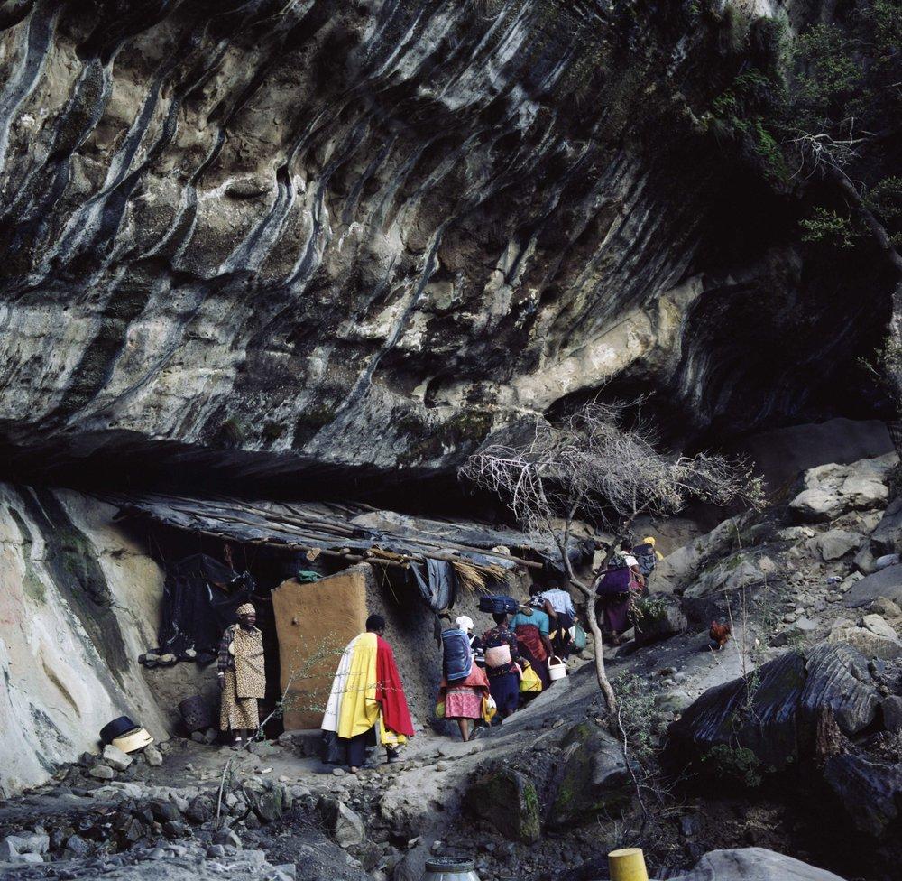 Badimong Valley, The Journey