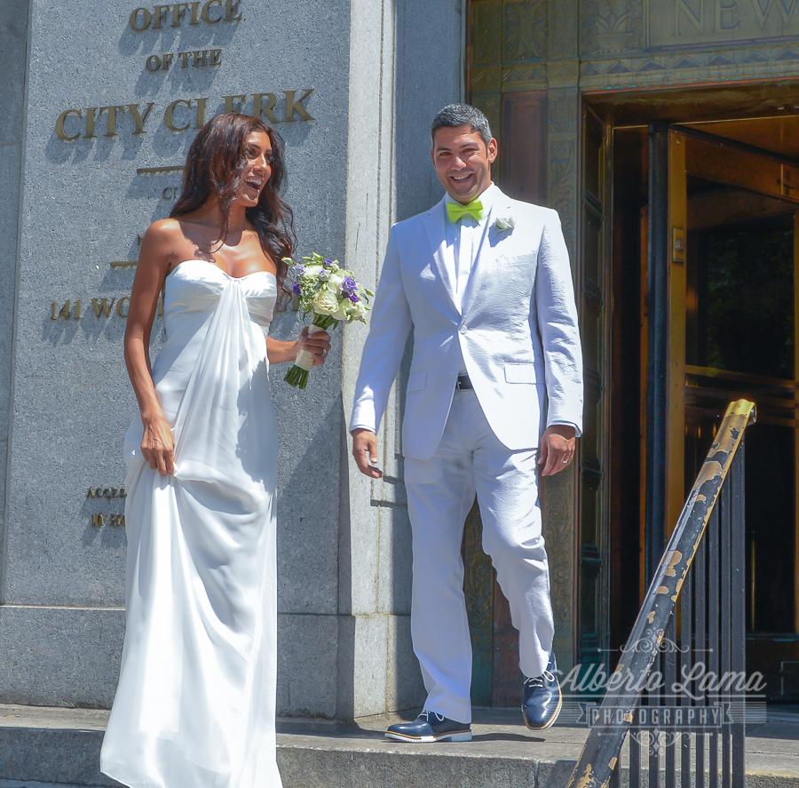 new york city clerk wedding
