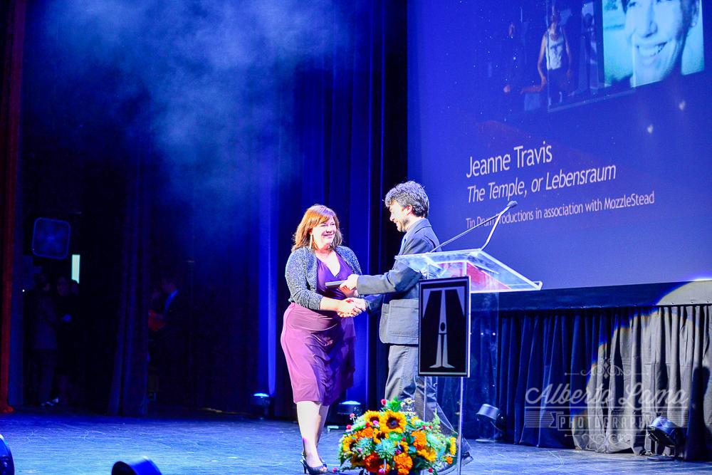 Jeanne Travis #nyitawards