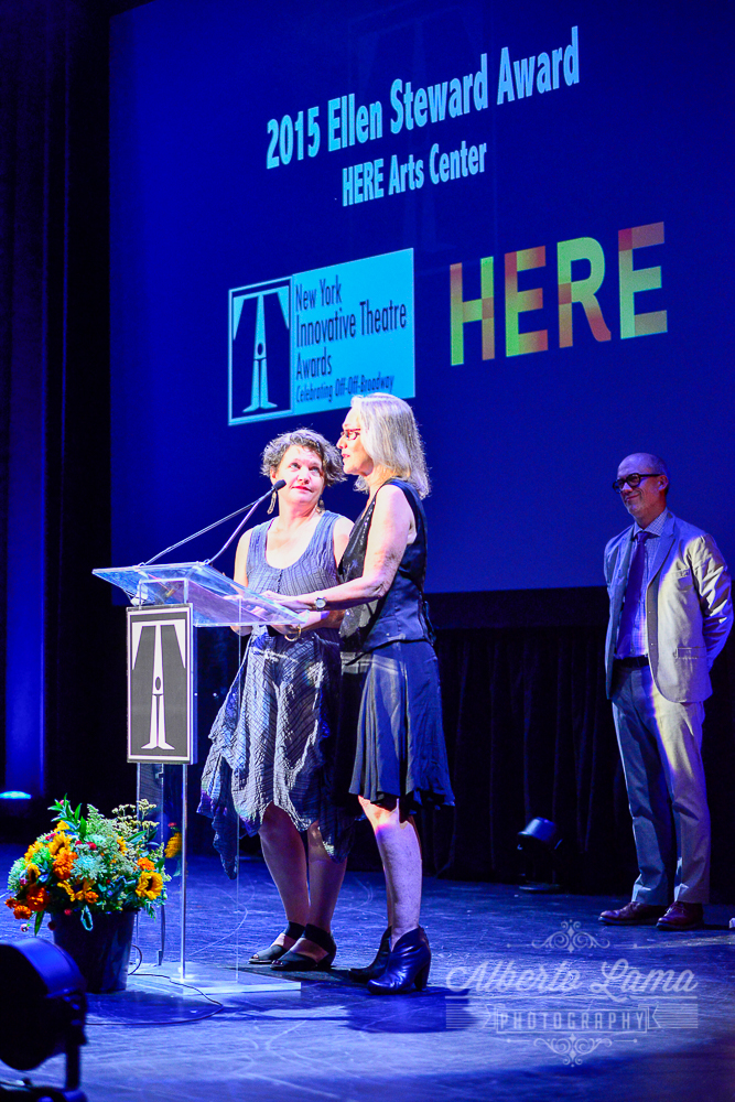 2015 Ellen Steward Award #nyitawards