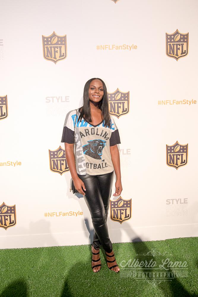 #NFLFanStyle @NFLfansSTYLE #NFL  NYC, Fashion, Tyka Sumpter