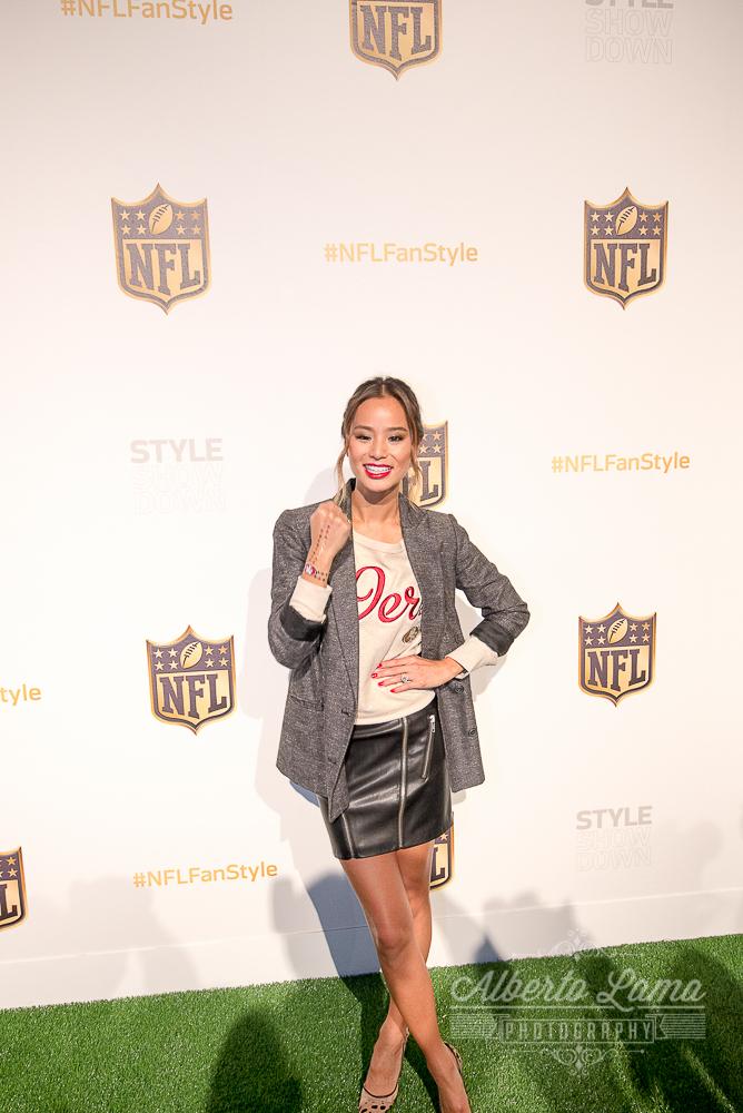 #NFLFanStyle @NFLfansSTYLE #NFL  NYC, Fashion, Jamie Chung