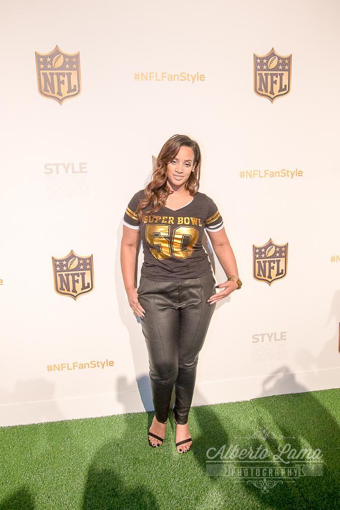 #NFLFanStyle @NFLfansSTYLE #NFL  NYC, Fashion, Dascha Polanco