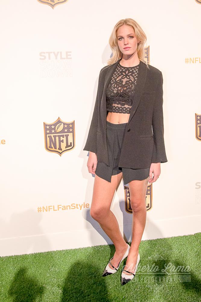 #NFLFanStyle @NFLfansSTYLE #NFL  NYC, Fashion, Erin Heatherton