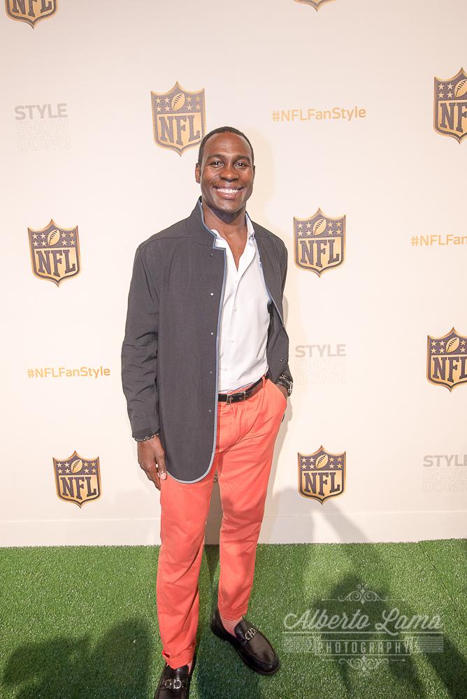 #NFLFanStyle @NFLfansSTYLE #NFL  NYC, Fashion, Tony Richardson