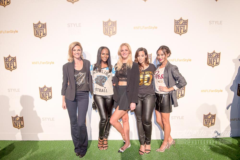 #NFLFanStyle @NFLfansSTYLE #NFL  NYC, Fashion,Jamie Chung, Erin Heatherton, Tika Sumpter, Dascha Polanco,Erin Andrews,