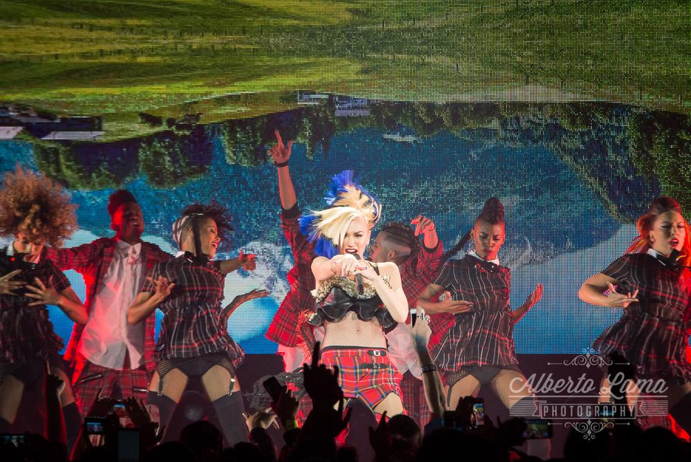 Gwen Stefani in NY