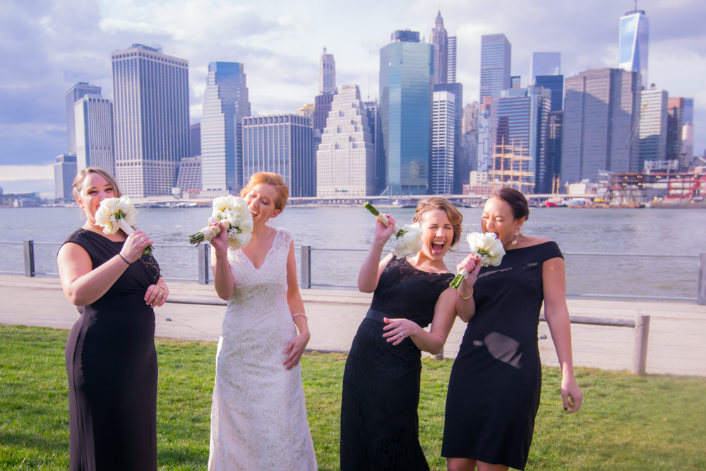 Bridal Party shot