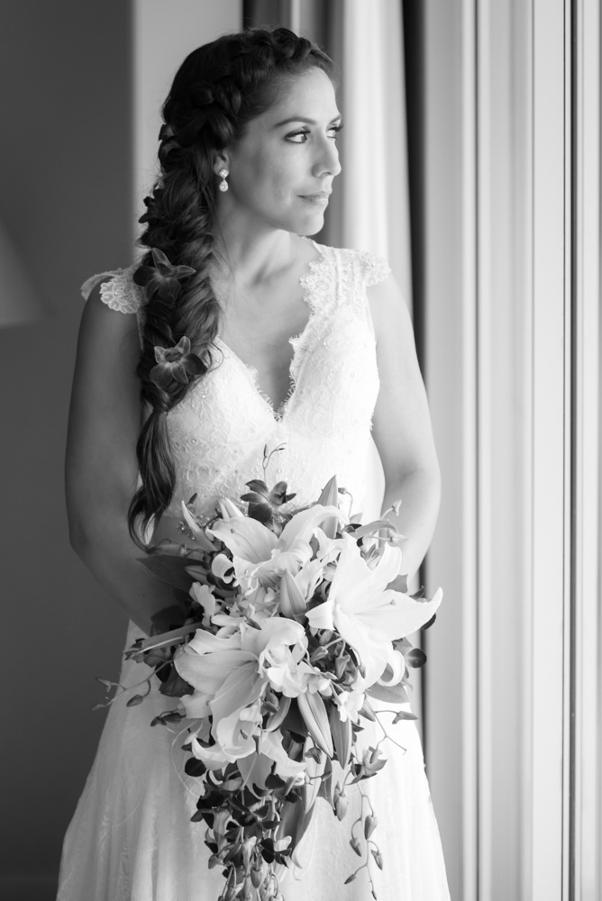Bride Portrait shot