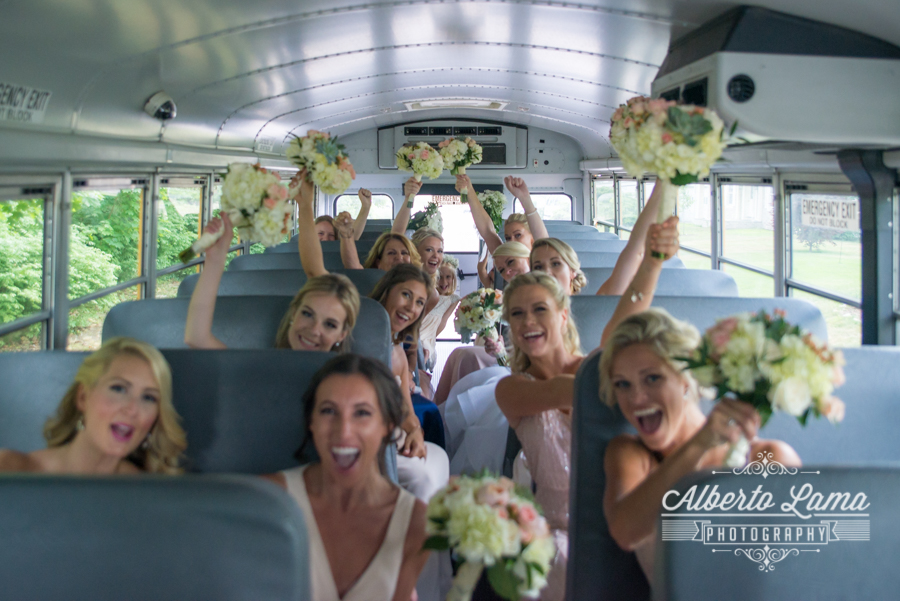 School Bus Bride