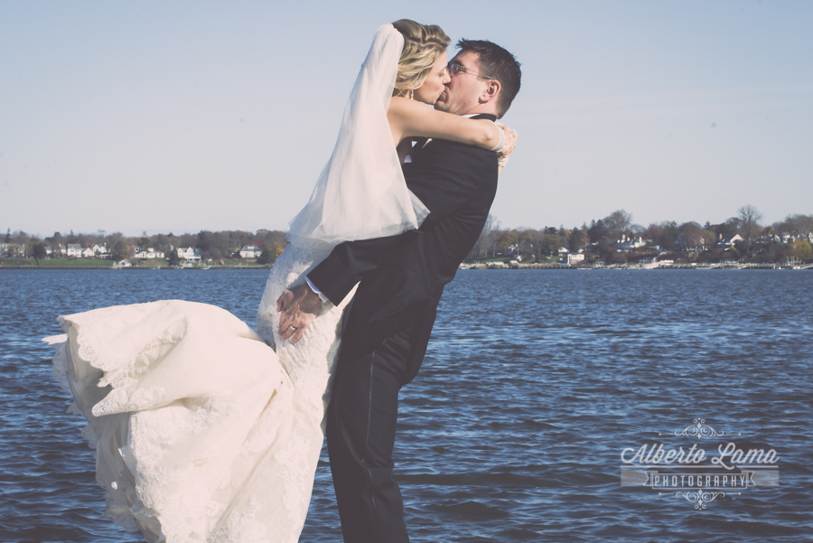 Oyster Point Wedding