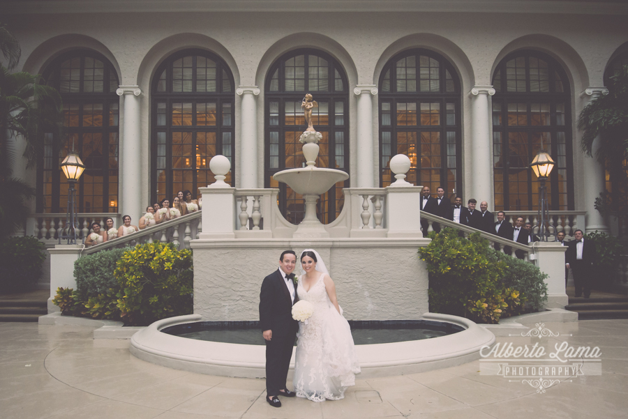 The Breakers Wedding