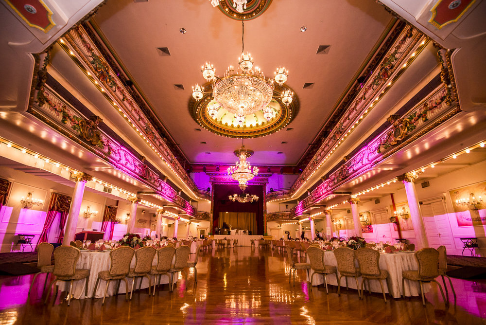 Grand Prospect Hall, Brooklyn     * photo credit Unveiled Weddings