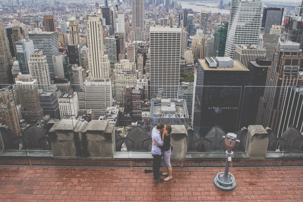A Proposal That's Truly Top I Image Copyright Alberto Lama Photography