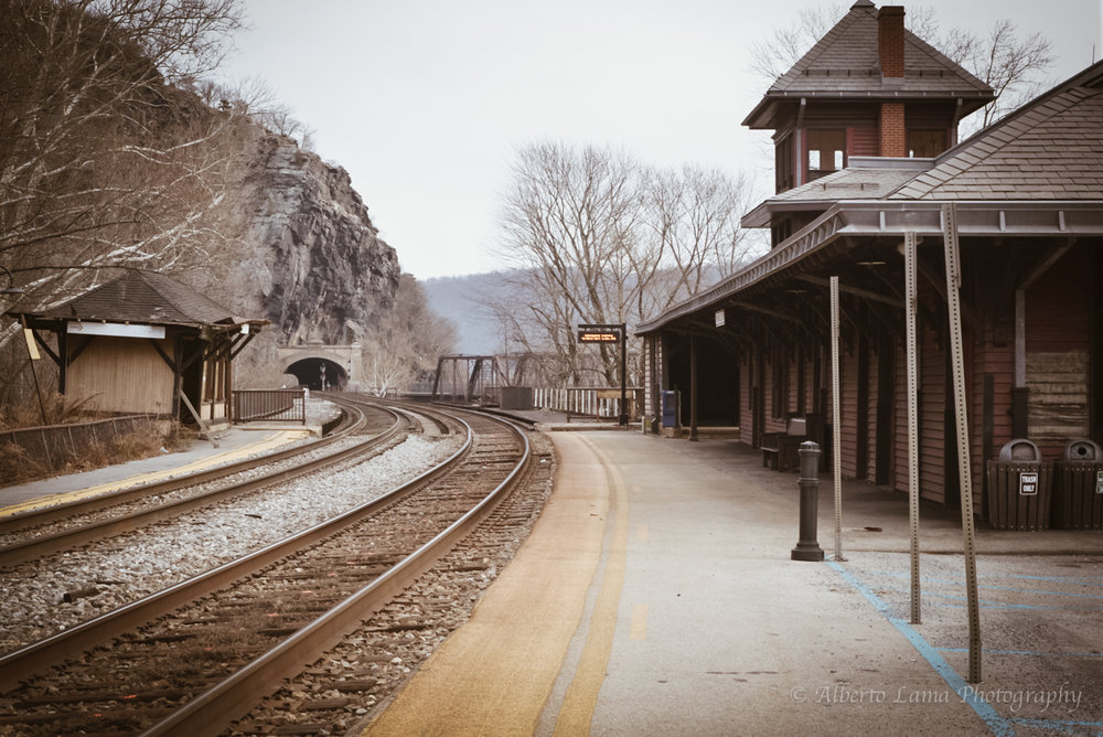 Harpers Ferry West Virginia by Alberto Lama 3.jpg