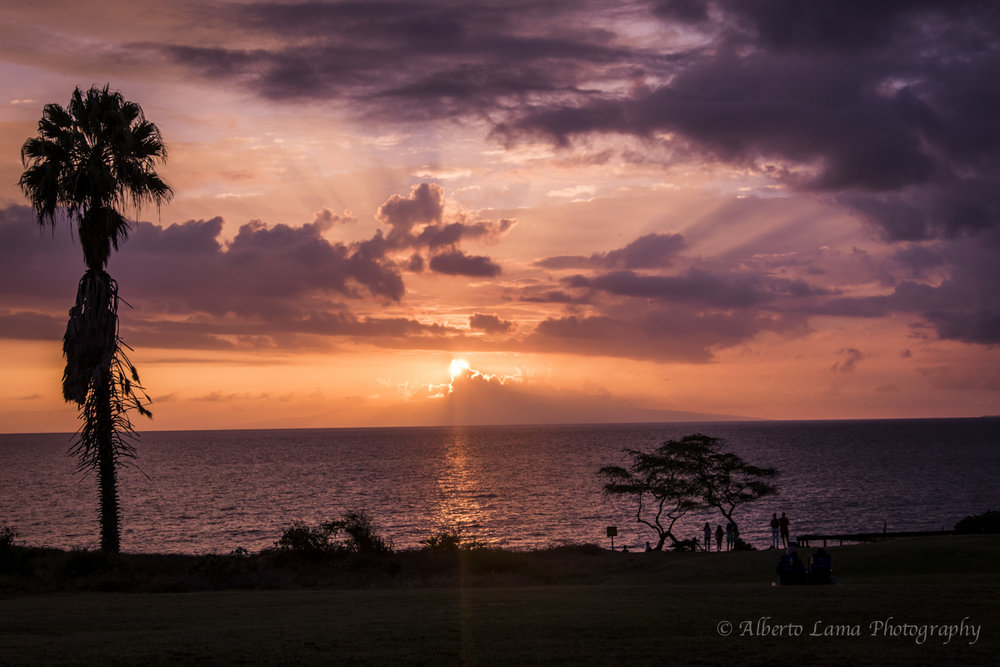 Maui, Hawaii. Best sunset and sunrises in the world by Alberto Lama