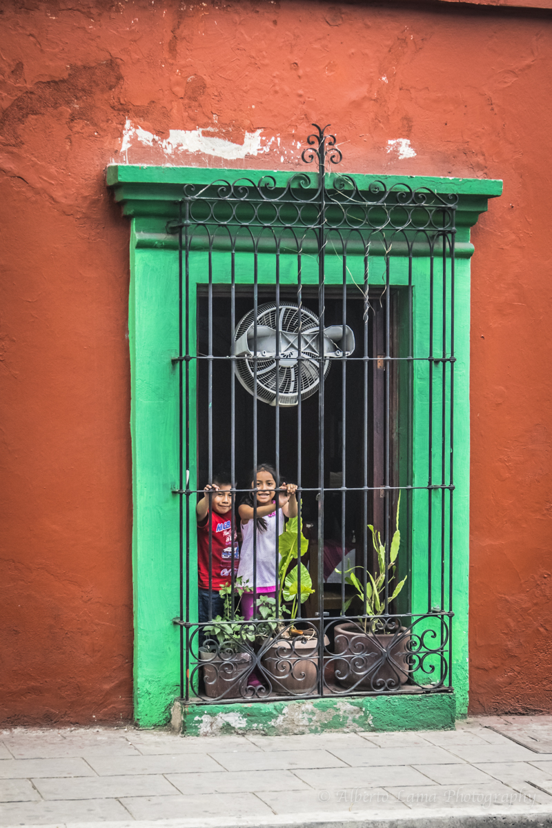 Faces of Mexico