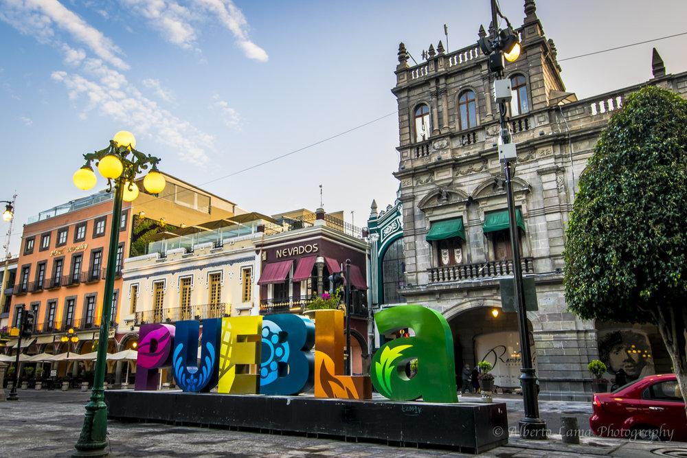 Puebla, Mexico. Pueblos magicos by Alberto Lama