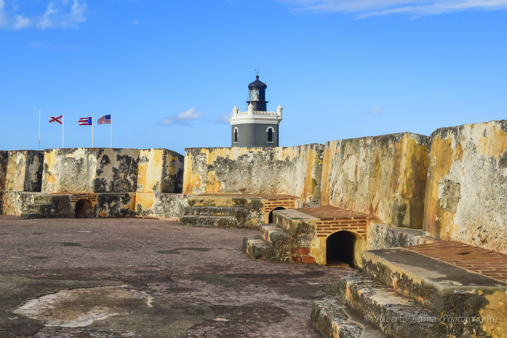 San Juan, Puerto Rico. Travel Photography by Alberto Lama