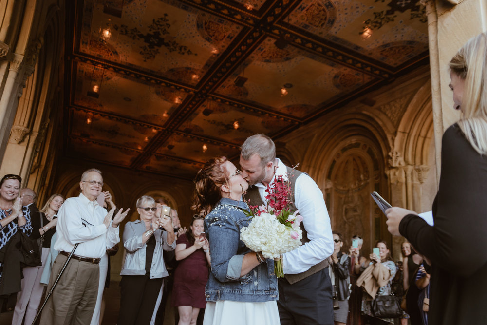 Ashley & Robert Wedding in New York city by Unveiled-Weddings.com