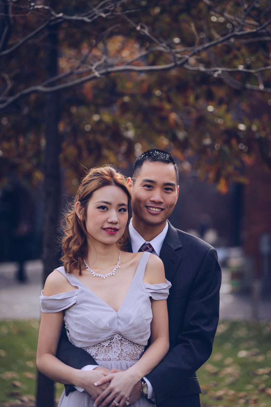 Alison & Kevin