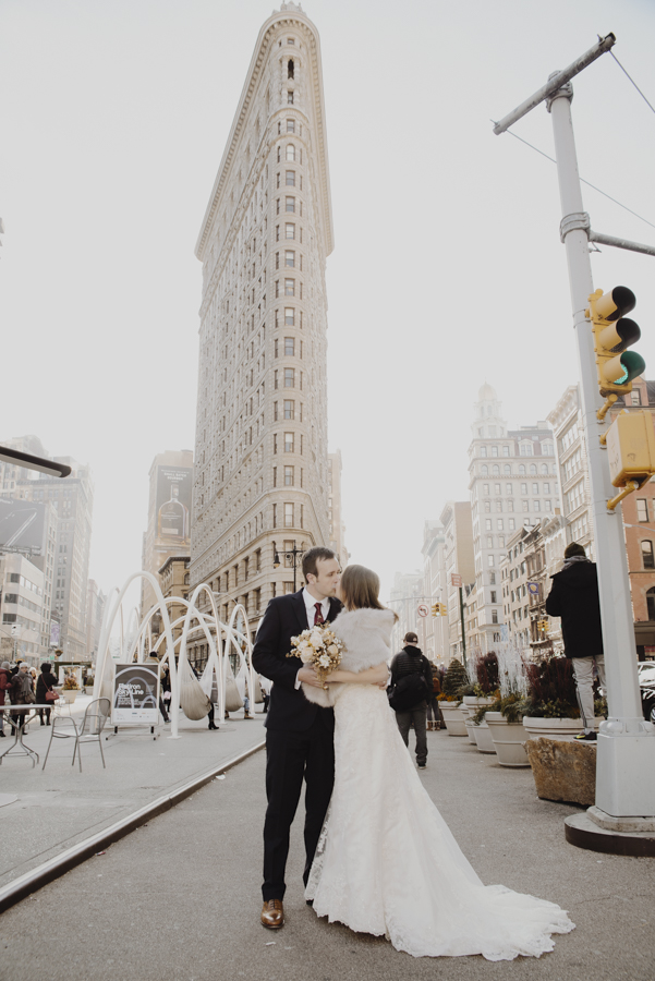 Wedding at Ink48 Hotel in NYC. New York Wedding Photographer