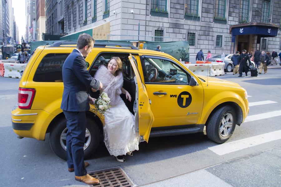 Joanna & Mathew Wedding at Ink48 Hotel in NYC. New York Wedding Photographer