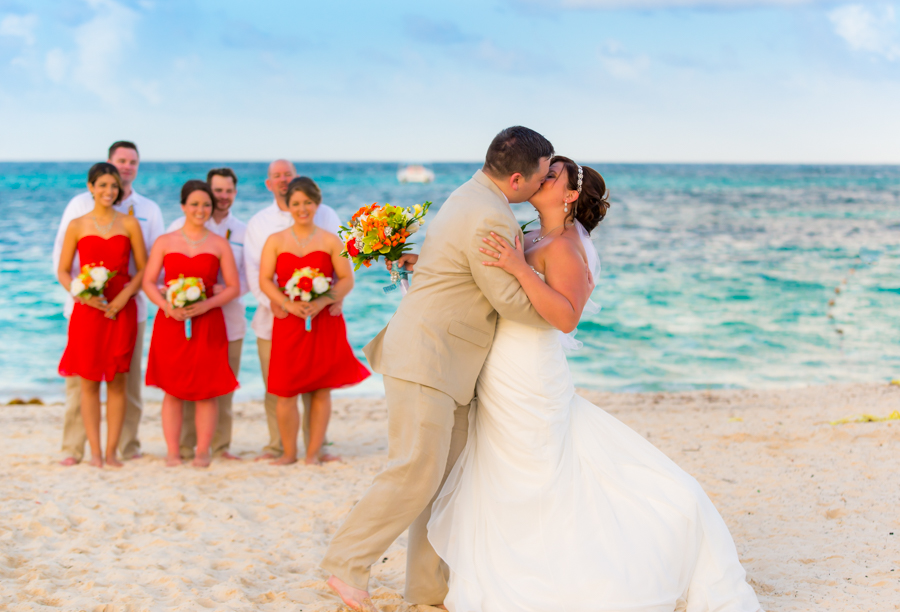 Fun Destination Wedding in Dominican Republic by Alberto Lama