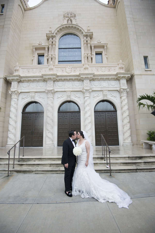 Leesha & Camilo destination wedding at The Breakers, Palm Beach.
