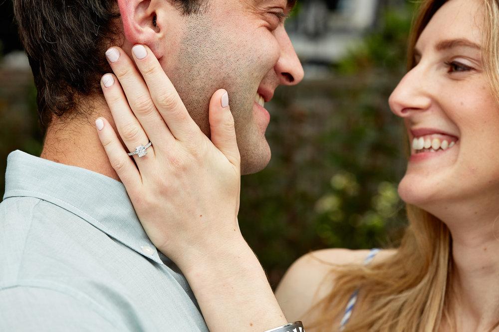 Sam & Emily proposal