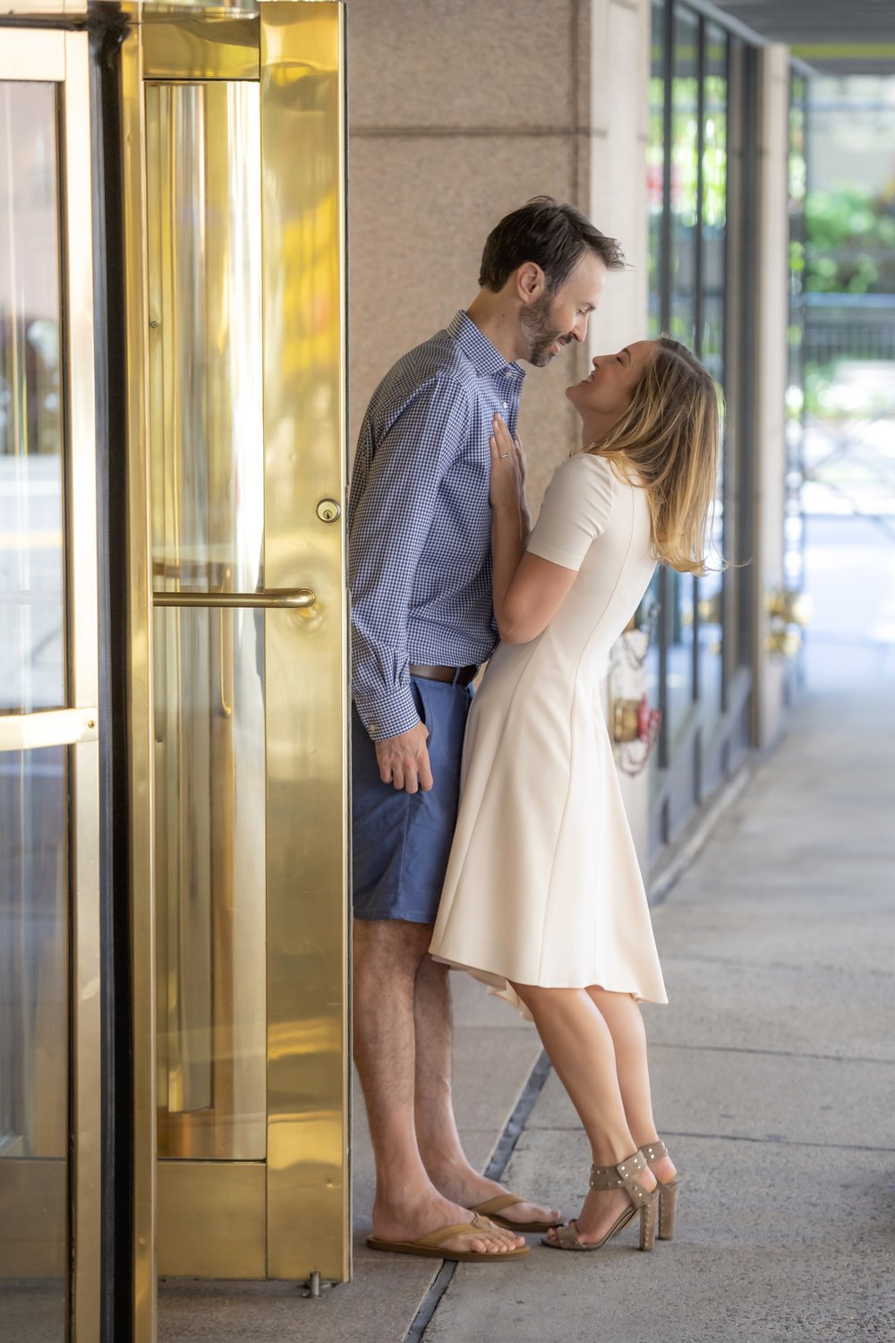 Christen & Chris in New York cCity by Unveiled-Weddings.com