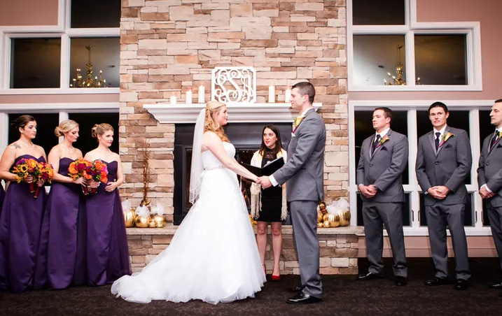 Wedding Officiants: Unfiltered Weddings    *photo courtesy of Unfiltered Weddings
