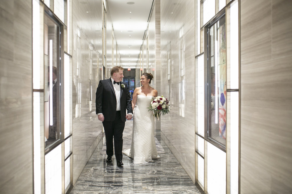 Bethany & Ramsey wedding at The Park Hyatt in NYC by Unveiled-Weddings.com